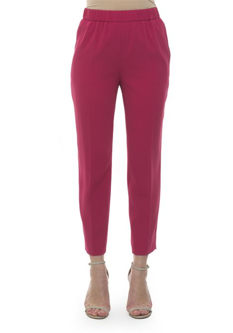 Soft trousers in cady Escada | 9 | 5029253B666