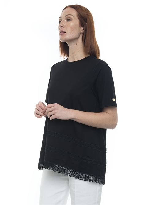 Round-necked T-shirt Escada | 8 | 5029589A001