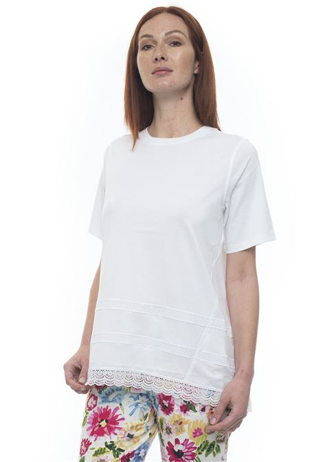 Round-necked T-shirt Escada | 8 | 5029589A100