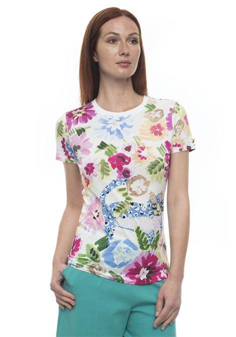 Short-sleeved round-necked T-shirt Escada | 8 | 50295901613