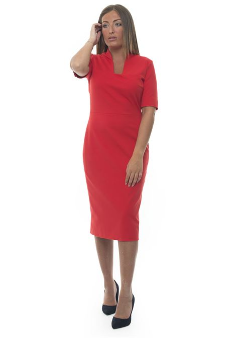 Sheath dress model in jersey Escada | 130000002 | 5031425B613