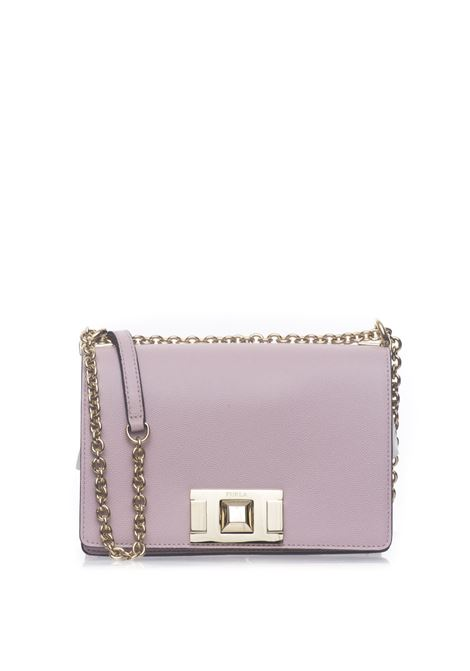 FURLAMIMIBVA6 Small bag in leather Furla | 31 | FURLA MIMI BVA6-Q26CAMELIA