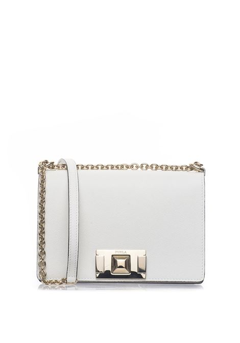 Mimi Small bag in leather Furla | 31 | FURLA MIMI BVA6-Q26CHALK