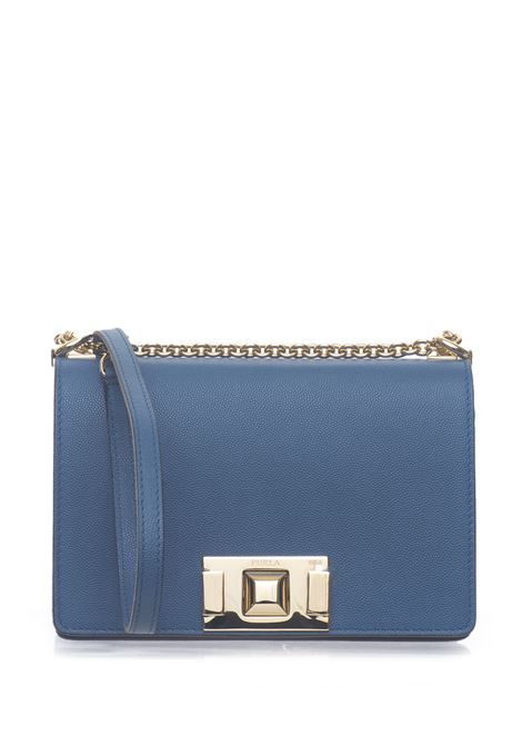 Mimi Small bag in leather Furla | 31 | FURLA MIMI BVA6-Q26COLOR PIOMBO