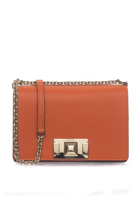 Mimi Small bag in leather Furla | 31 | FURLA MIMI BVA6-Q26MANDARINO