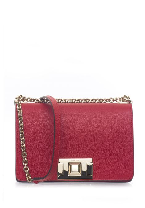 Mimi Small bag in leather Furla | 31 | FURLA MIMI BVA6-Q26RUBI