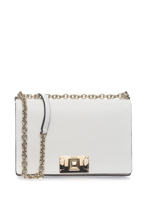 Mimi Medium-size leather bag Furla | 31 | FURLA MIMI BVD6-Q26CHALK