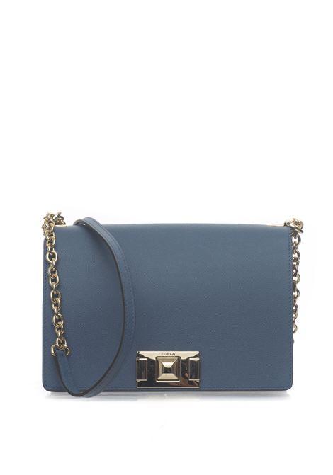 FURLAMIMIBVD6 Medium-size leather bag Furla | 31 | FURLA MIMI BVD6-Q26COLOR PIOMBO