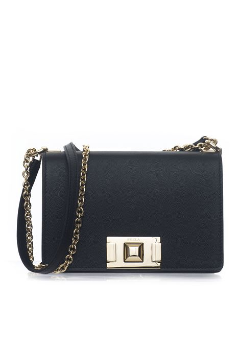 Mimi Medium-size leather bag Furla | 31 | FURLA MIMI BVD6-Q26ONYX
