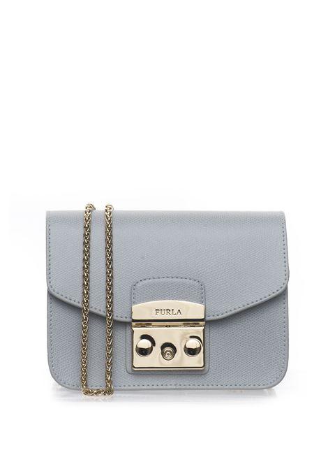 Metropolis Small-size leather bag Furla | 31 | METROPOLIS BGZ7-ARECRISTALLO