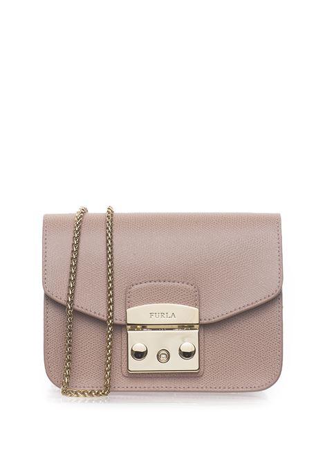 Metropolis Small-size leather bag Furla | 31 | METROPOLIS BGZ7-AREMOONSTONE