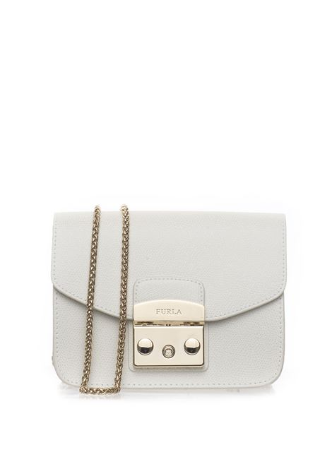 METROPOLISBGZ7 Small-size leather bag Furla | 31 | METROPOLIS BGZ7-AREPETALO