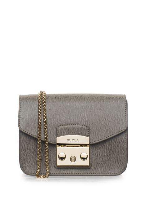 Metropolis Small-size leather bag Furla | 31 | METROPOLIS BGZ7-ARESABBIA