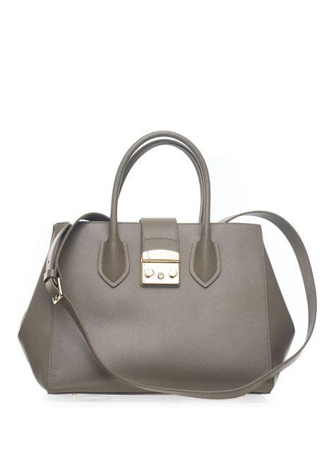 Metropolis Big-bag in leather Furla | 31 | METROPOLIS BML2-ARESABBIA