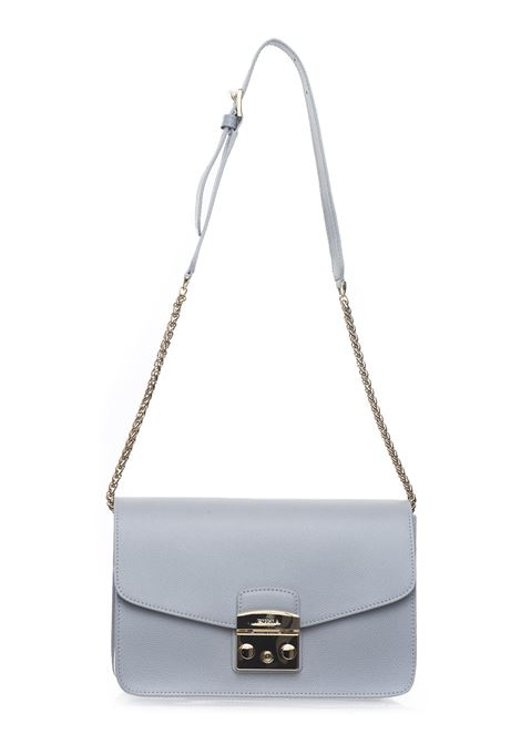 Metropolis Medium-size leather bag Furla | 31 | METROPOLIS BTJ7-ARECRISTALLO