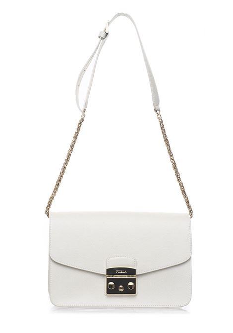 Metropolis Medium-size leather bag Furla | 31 | METROPOLIS BTJ7-AREPETALO