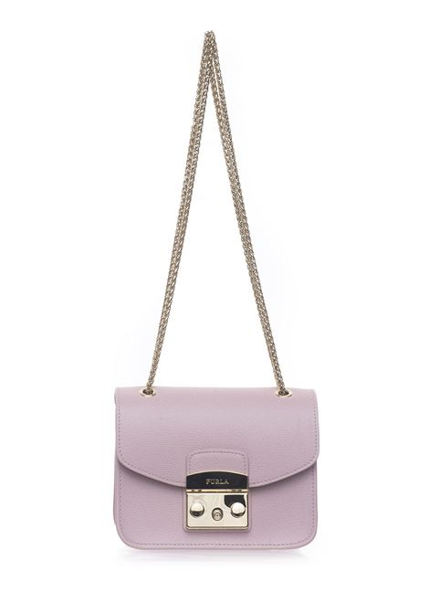 Small bag in leather Furla | 31 | METROPOLIS BVP4-ARECAMELIA
