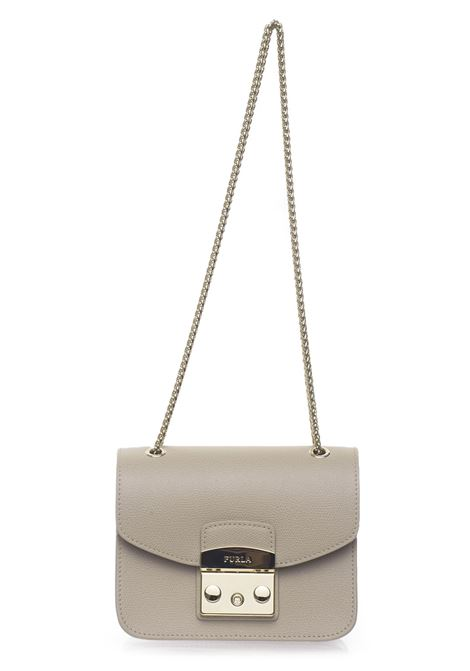 Metropolis Small bag in leather Furla | 31 | METROPOLIS BVP4-AREDALIA