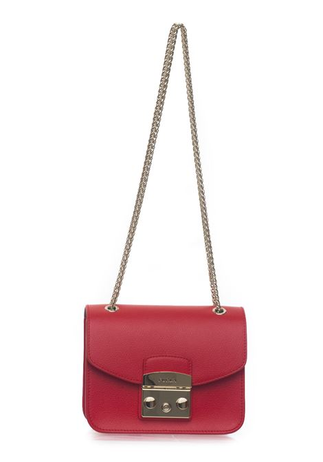 Metropolis Small bag in leather Furla | 31 | METROPOLIS BVP4-AREKISS