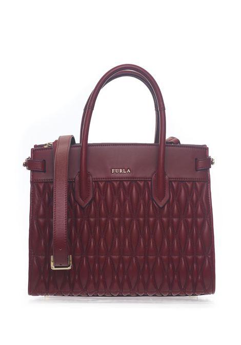 Pin Cometa Medium-size leather bag Furla | 31 | PIN COMETA BTZ5-2Q0CILIEGIA
