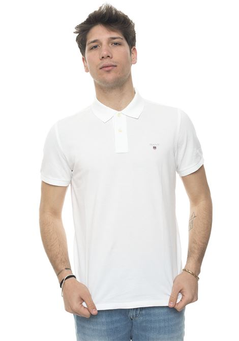 Polo shirt in cotton piquet Gant | 2 | 002201110