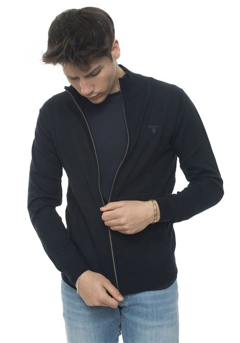 Zip through front cardigan Gant | 39 | 083074405