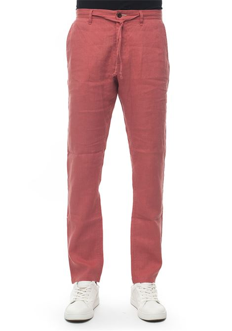 Linen trousers with drawstring Gant | 9 | 1505064640