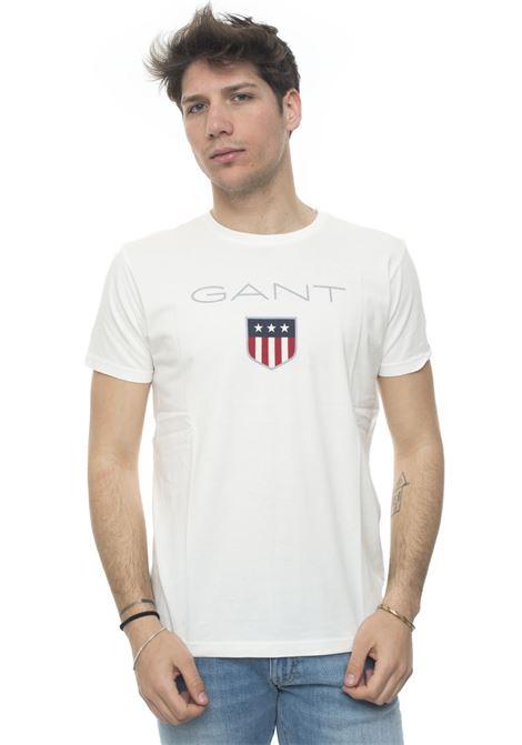 Round-necked T-shirt Gant | 8 | 2003023113