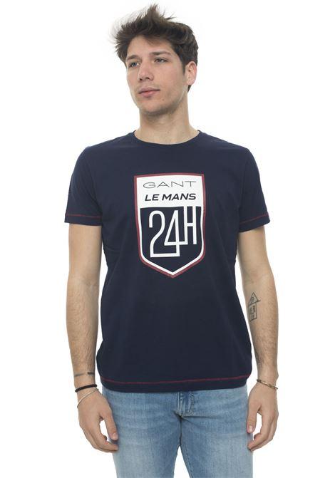 Round-necked T-shirt Gant | 8 | 2003047433