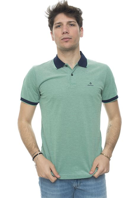 Polo shirt in cotton piquet Gant | 2 | 2012012356