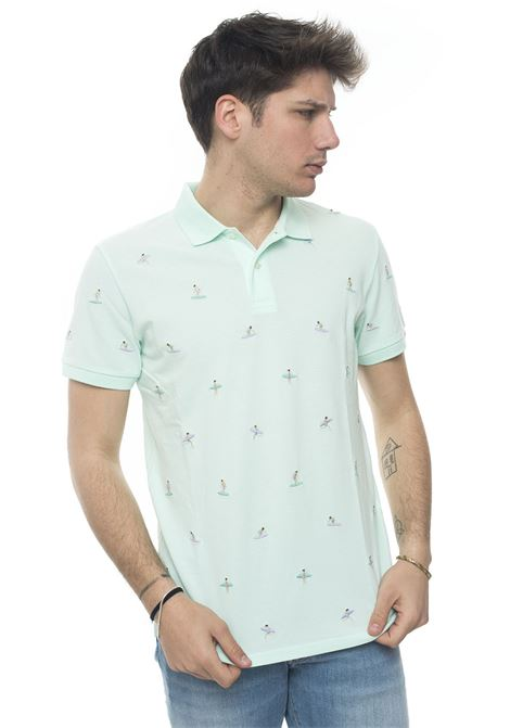 Polo shirt in cotton piquet Gant | 2 | 2022053353