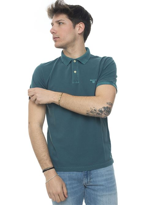 Polo shirt in cotton piquet Gant | 2 | 2052028363