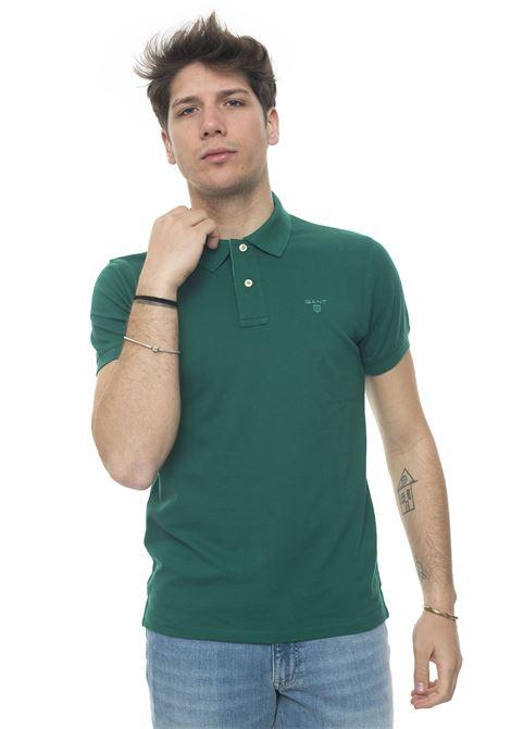 Polo shirt in cotton piquet Gant | 2 | 252105373