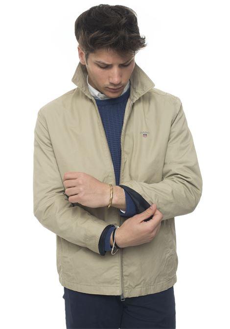 Medium lenght harrington jacket Gant | -276790253 | 7001561248