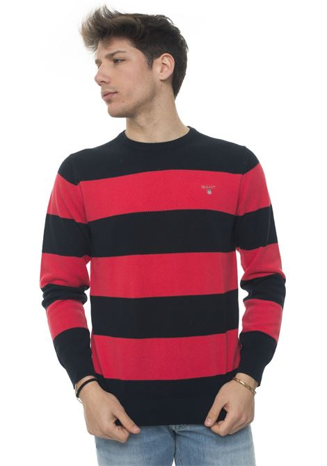 Round-neck pullover Gant | 7 | 8010510648