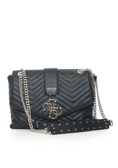 VIOLET medium size bag Guess | 31 | HWVG72-94200BLA