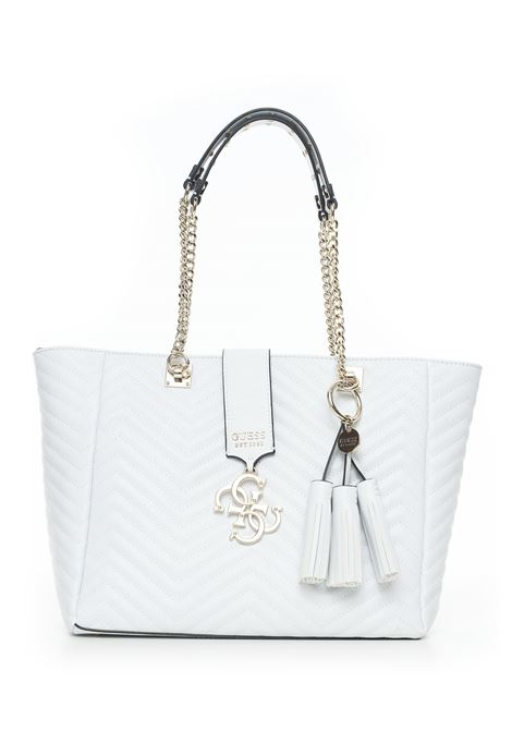 Violet Shopper bag Guess | 31 | HWVG72-94230WHI
