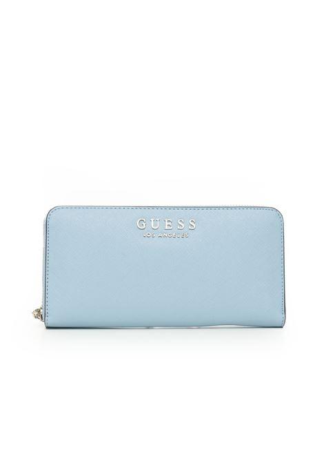 ROBYN Zip wallet Guess | 63 | SWEV71-80460SKY