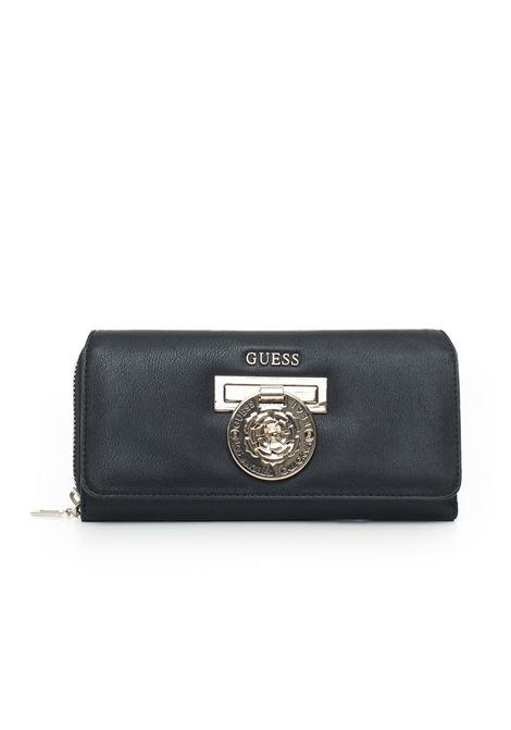 MERLENE Wallet big size Guess | 63 | SWVG71-77620BLA