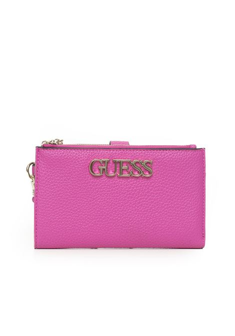 UPTOWN  CHIC  Wallet medium size Guess | 63 | SWVG73-01570PIN