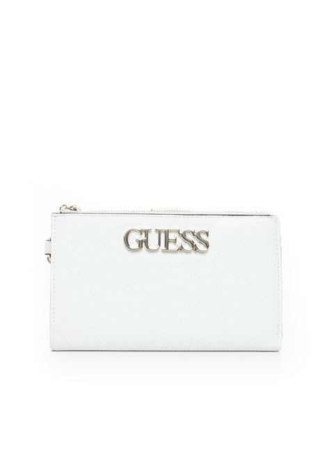 UPTOWN  CHIC  Wallet medium size Guess   63   SWVG73-01570WHI