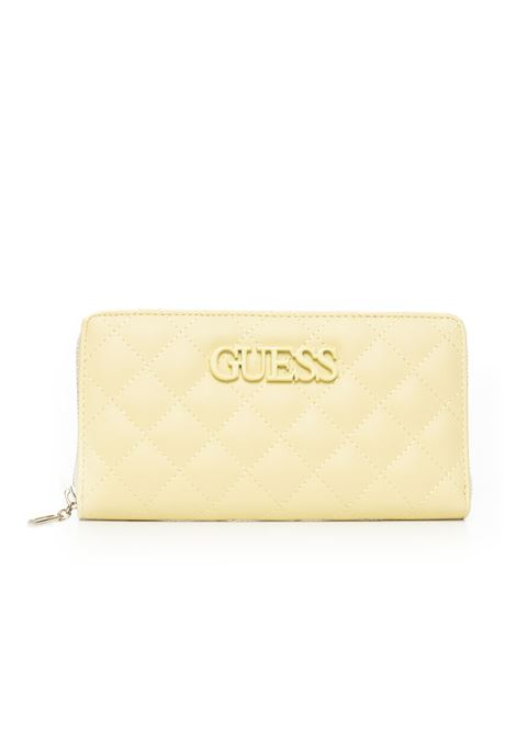 Elliana Zip wallet Guess | 63 | SWVG73-02360YEL
