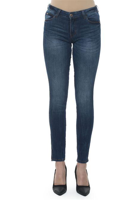 Jeans 5 tasche CURVE X Guess | 24 | W91AJ2-D3HB0WCRD