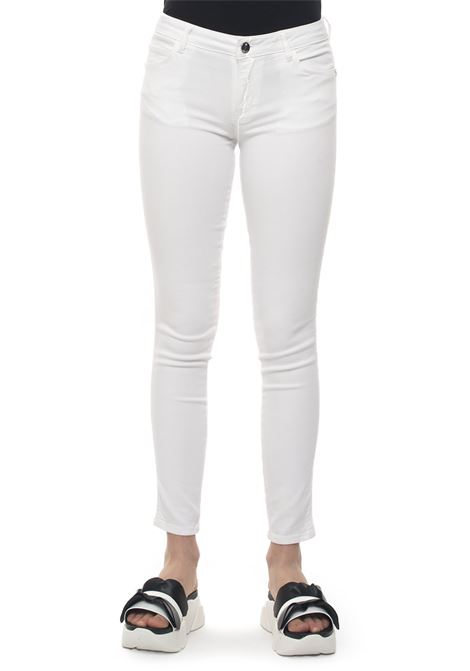 CURVE X stretch pants Guess | 9 | W91AJ2-WAMB0TWHT