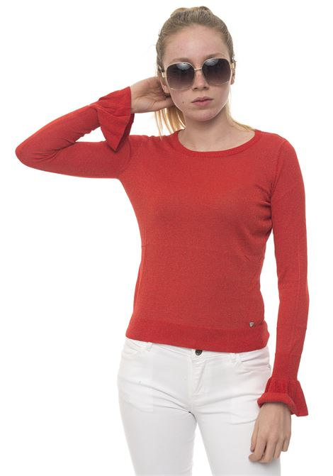 Round-necked pullover Guess | 7 | W91R71-Z2B90G501