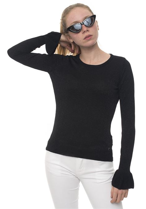 Round-necked pullover Guess | 7 | W91R71-Z2B90JBLK
