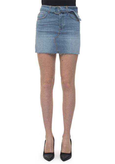 Denim miniskirt Guess | 15 | W92D37-D3LD0TWET
