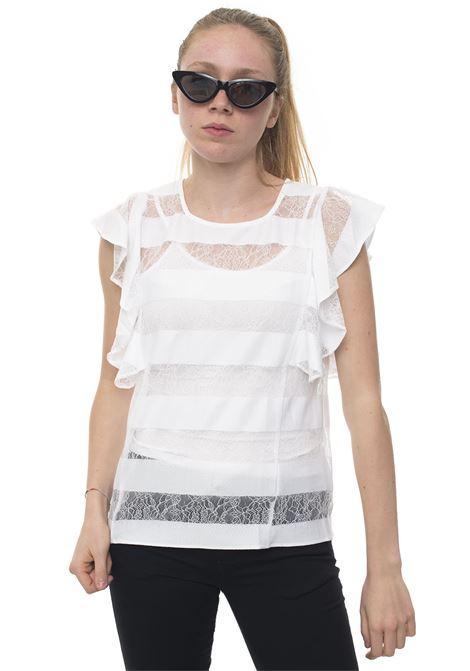 T-shirt Guess   8   W92H0K-WBKS0TWHT