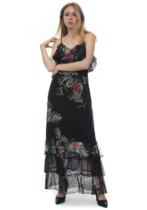 Silk fantasy dress Guess | 130000002 | W92K80-WBJU0PE86