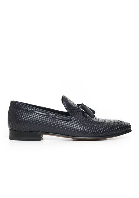 Mocassino con nappine Jerold Wilton | 12 | 590-204NAVY